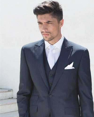 Impeccable Wear Lydbury Three Piece Suit Hire