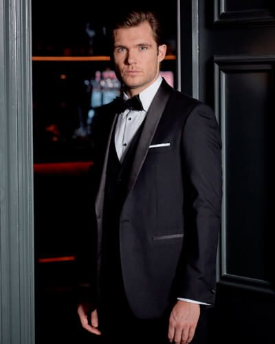 Impeccable Formal Wear Newman Suit