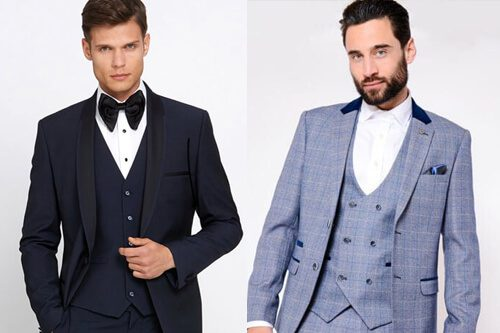 Impeccable Formal Wear Prom Suit