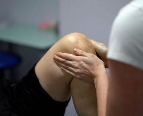 Sports injury rehab in our rehabilitation centre